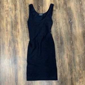 Bebe stretch bodycon LBD size small